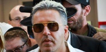 קובי פרץ בדרך לכלא: עונשו קוצר משנתיים מאסר לשנה וחצי