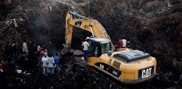 חופרים בזבל