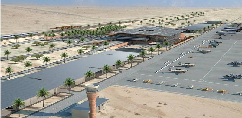 Timna Airport