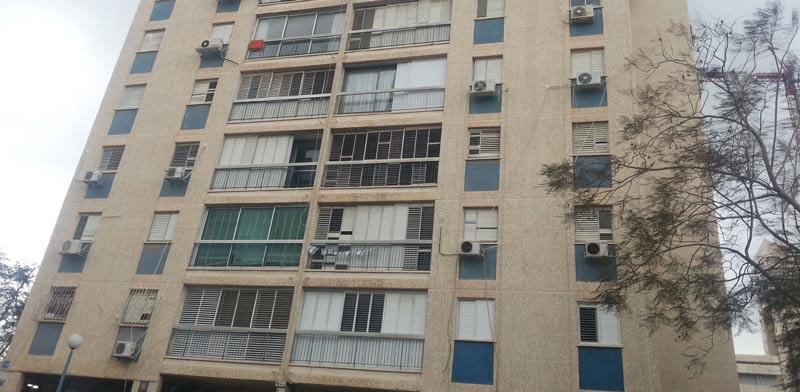 דירה בת 4 חדרים, רח' בראלי, תל אביב / צילום והדמיה: תמר מצפי