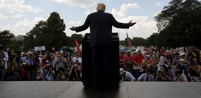 דונלד טראמפ /צילום: רויטרס