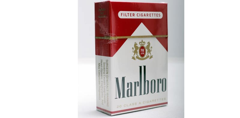 Benson Hedges cigarettes price in France