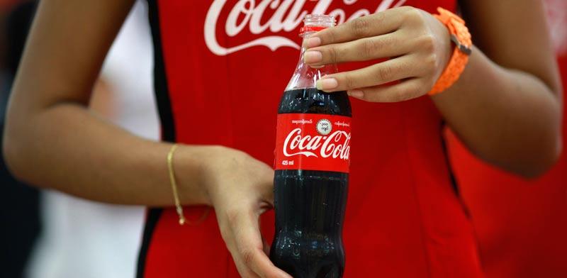 Coca Cola Photo: Reuters