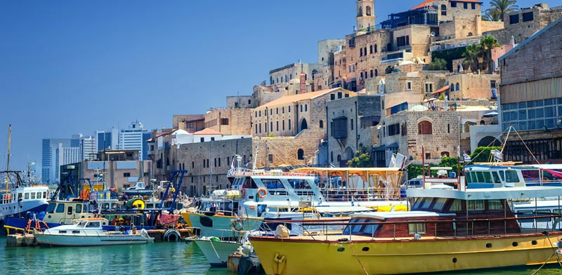 Jaffa photo:  Shutterstock/ G-Group
