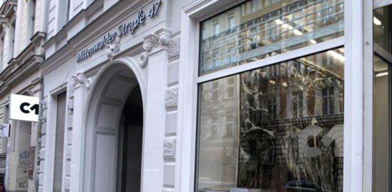 תערוכהCIRCLE1  בברלין /צילום:שירה סברדלוב ודורית לויטה – הרטן
