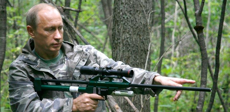 Vladimir Putin photo: Reuters