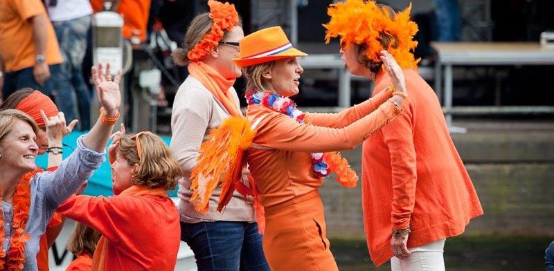 אמסטרדם- פסטיבל המלך/ קרדיט: שאטרסטוק
