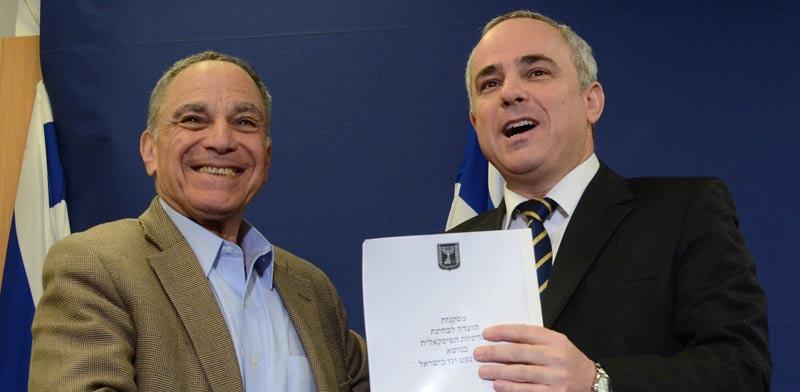 Eitan Sheshinski and Yuval Steinitz