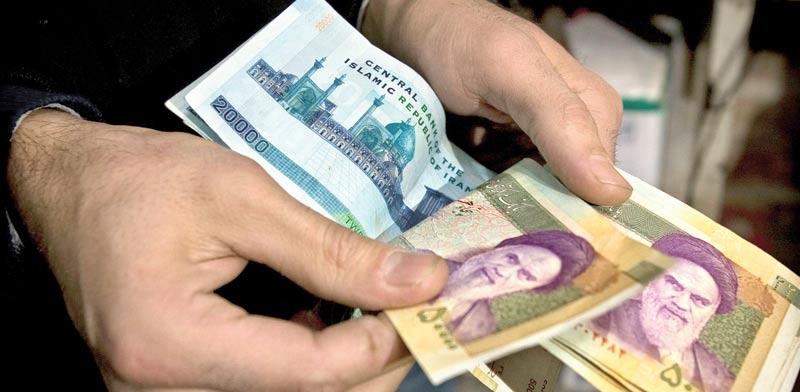 כסף איראני / צילום: רויטרס