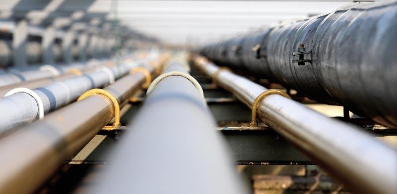 צינור גז / צילום: שאטרסטוק