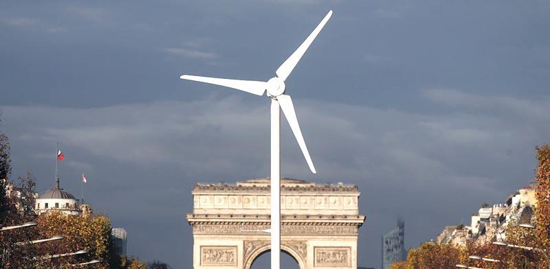 פריז תנסה לעשות היסטוריה בפסגת האקלים