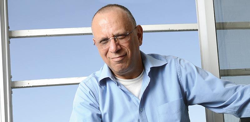 Dov Moran, photo: Eyal Yitzhar