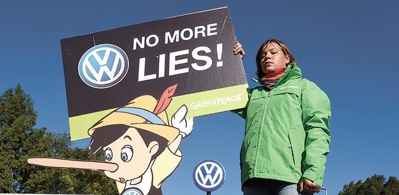 הונאת הדיזל בפולקסוואגן: תשלם קנס פלילי של 2.8 מיליארד דולר