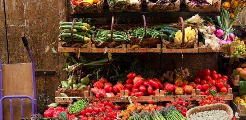 פירנצה שוק ירקות / צילום: שאטרסטוק