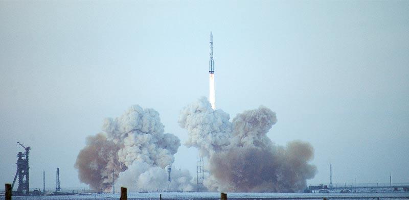 Amos 5 launch