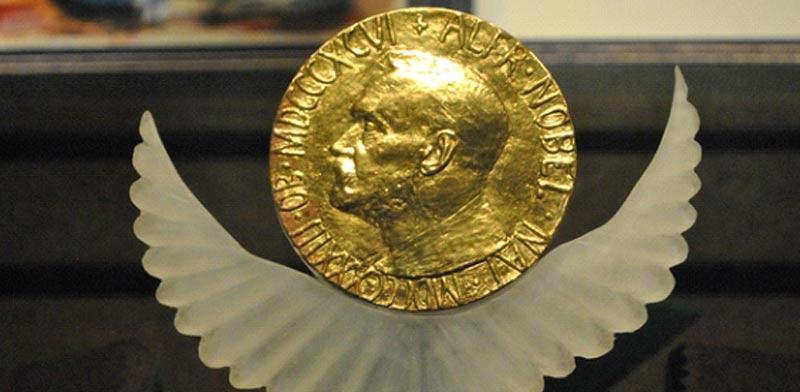 פרס נובל / צילום: יחצ
