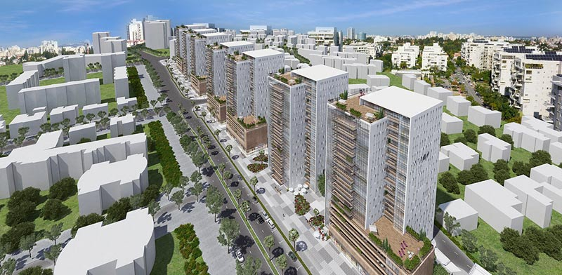 New Kiryat Ono project