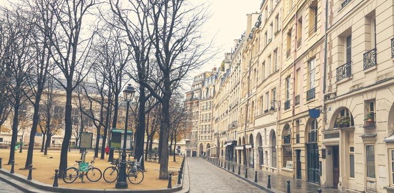 פריז בסתיו / צילום:  Shutterstock/ א.ס.א.פ קרייטיב