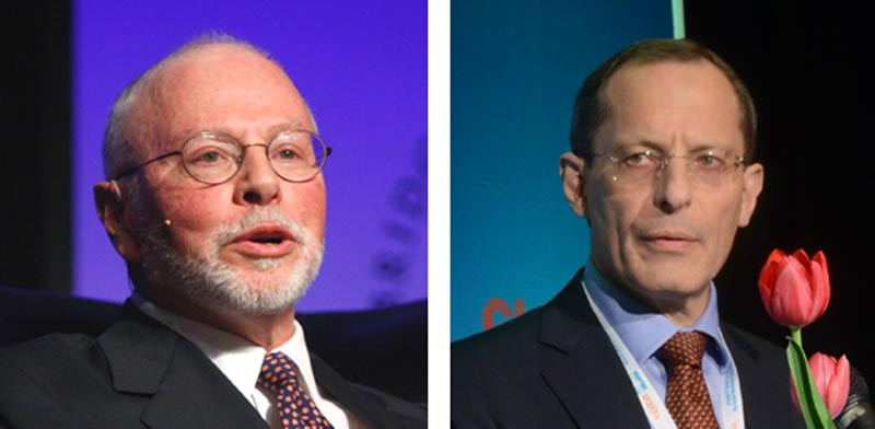 Paul Singer and Eugene Kandel
