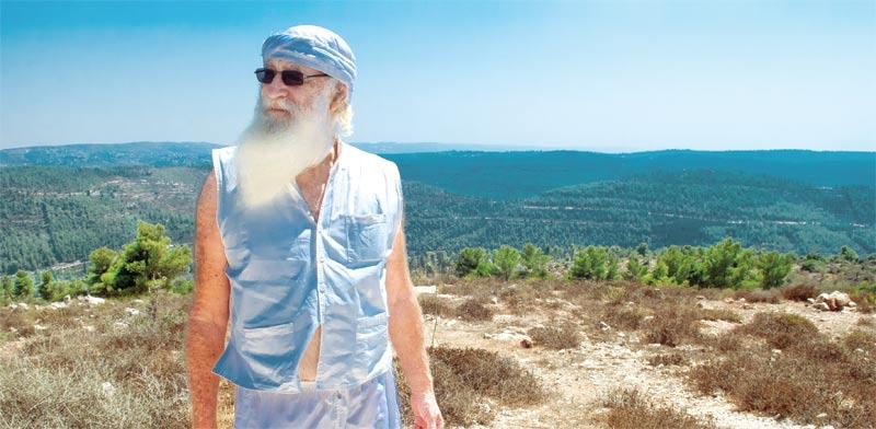"""""""שומר היער"""" שניצח את רשות מקרקעי ישראל בביהמ""""ש העליון"""