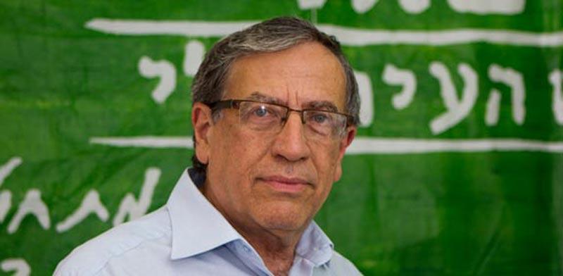 ישראל זינגר / צילום: שלומי יוסף