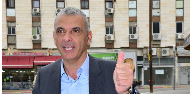 Finance Minister Kahlon, photo: Tamar Matsafi