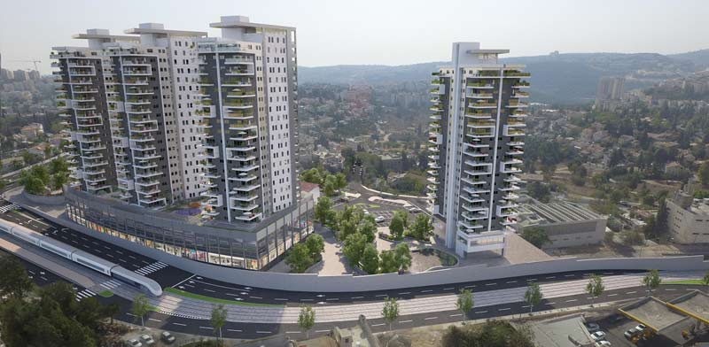 Jerusalem homes for rent Photo: 3D design