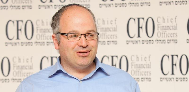 """""""תפקיד ה-CFO הוא לחפש את הסיכונים במקומות הלא צפויים"""""""