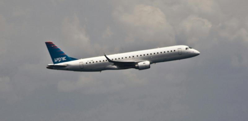 Arkia Embraer E190