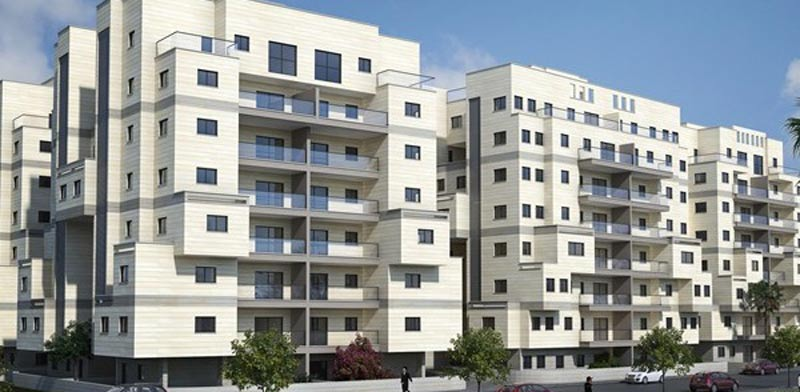 New Bnei Brak housing project Photo: PR