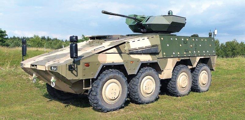 Samson Mk 2 Photo: Rafael