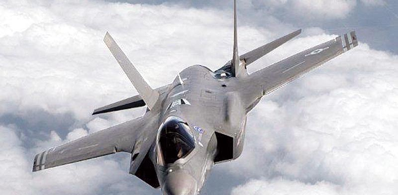 F-35 stealth fighter Photo: PR