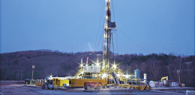 מתקן הפקת נפט וגז / צילום: בלומברג