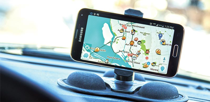 Waze Photo: Shutterstock/ASAP Creative