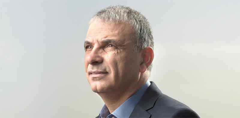 Moshe Kahlon Photo: Yonatan Bloom