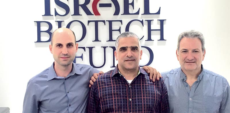 Israel Biotech Fund Photo: PR
