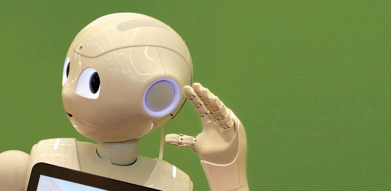 Robot machinery Photo: Reuters