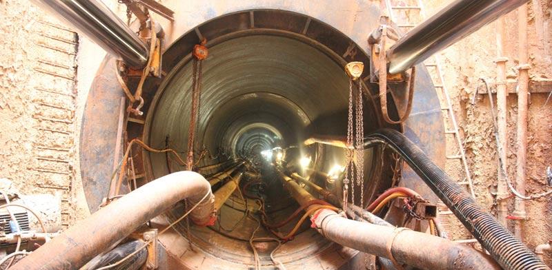 מקורות תעביר מים לתושבי המרכז באמצעות טכנולוגיה ייחודית