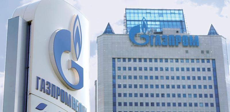 Gazprom Photo: Reuters