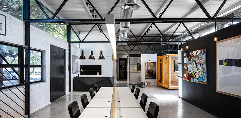 עבודה יפה: הטרנדים החדשים בעיצוב סביבת עבודה עכשווית