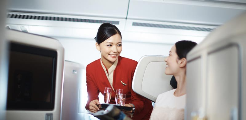 Cathay Pacific Photo: PR