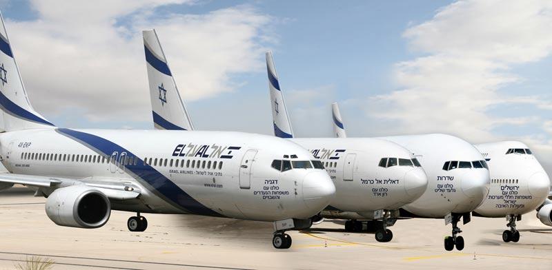 El Al planes Photo: Sivan Faraj