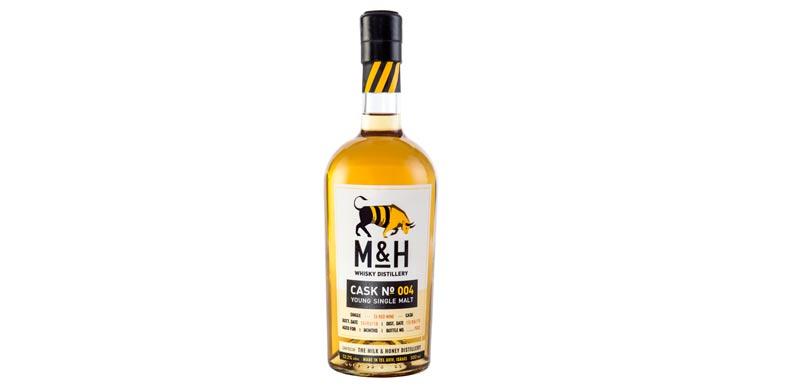 Milk & Honey malt whisky