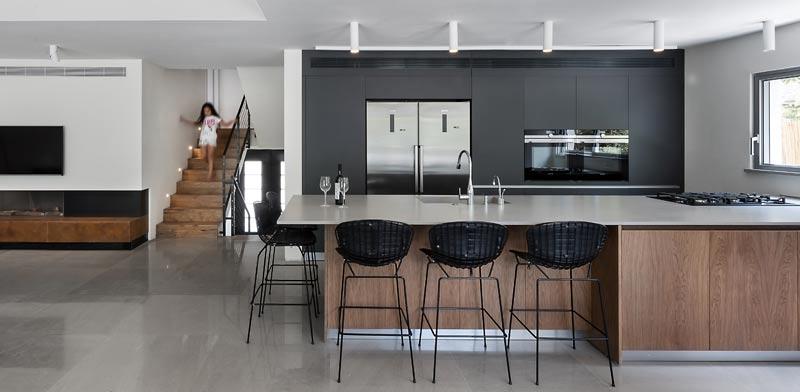 עיצוב הבית: לייצר אינטראקציה בין חללים לדיירים