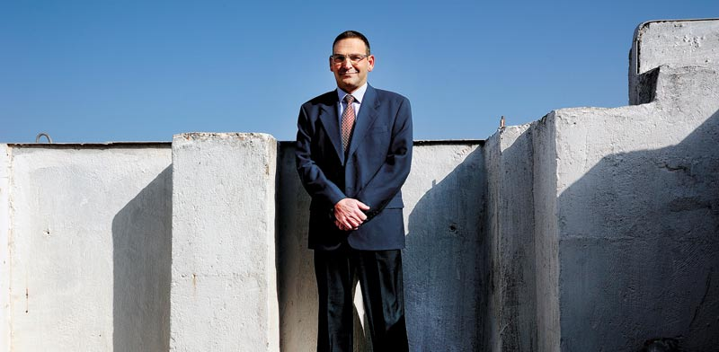 Tal Alderotti, photo: Eyal Yitzhar