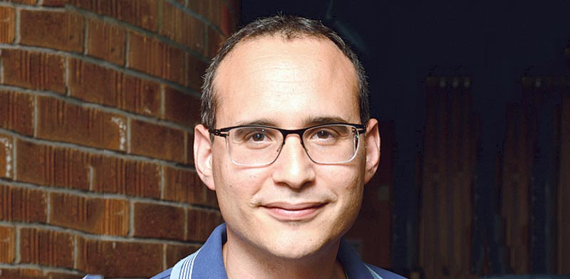 Itai Ben-Zeev photo: Tamar Matsafi