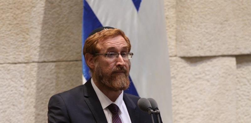 יהודה גליק/ צלם: דוברות הכנסת