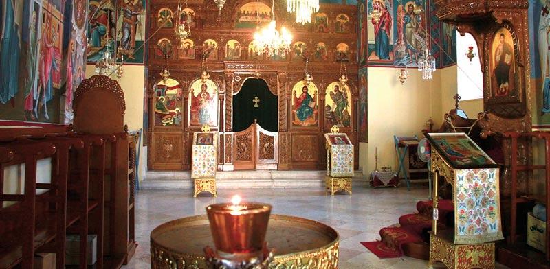 עין כרם, הכנסייה היוונית־ אורתודקסית / צילומים: מיכל פתאל