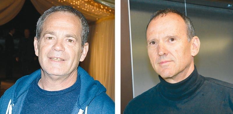 שמעון וינטרוב (מימין) ורונן פלד / צילומים: יוסי כהן ותמר מצפי