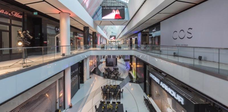 TLV Fashion Mall Photo: Shuka Cohen